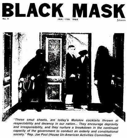 Black Mask n.9